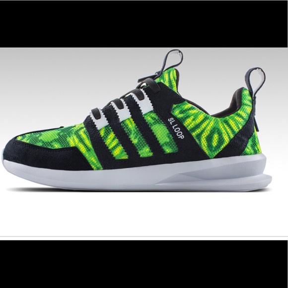 sports shoes fd1ba 41bca adidas Shoes - New adidas SL loop runner. Men s 6.5 women s 8